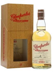 Glenfarclas Scotch Single Malt The Family Casks 1983 Cask...